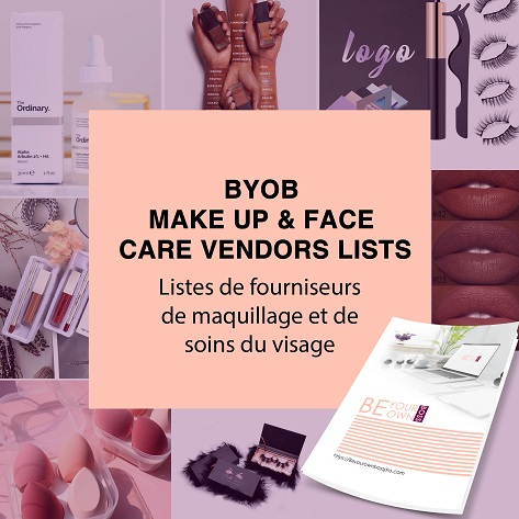 MAKE UP BY BEYOUR OWN BOSS